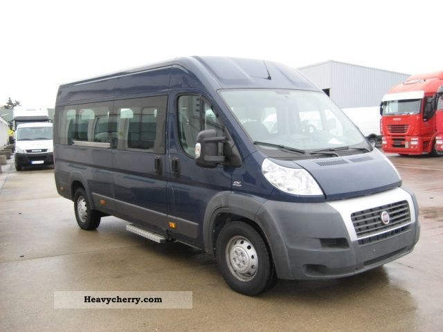 fiat ducato 16 1 euro 4 2011 other buses and coaches. Black Bedroom Furniture Sets. Home Design Ideas