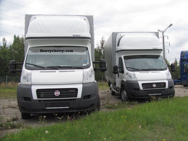 fiat ducato 8pal 2011 box type delivery van photo and specs. Black Bedroom Furniture Sets. Home Design Ideas
