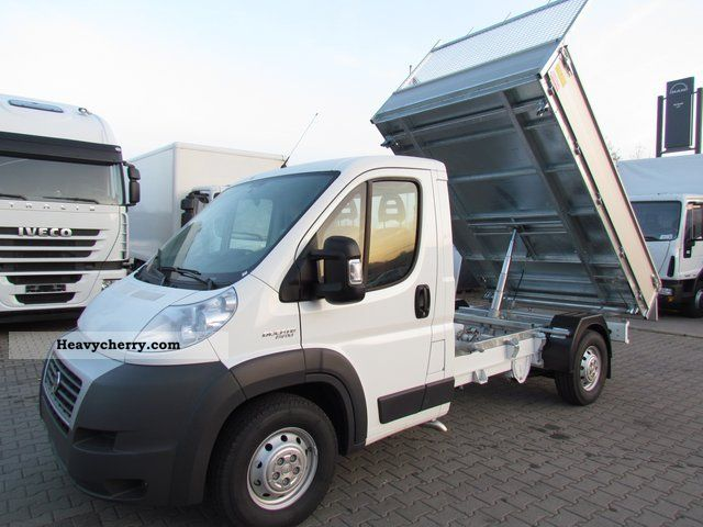 Tipper, Van or truck up to 7 5t Commercial Vehicles With