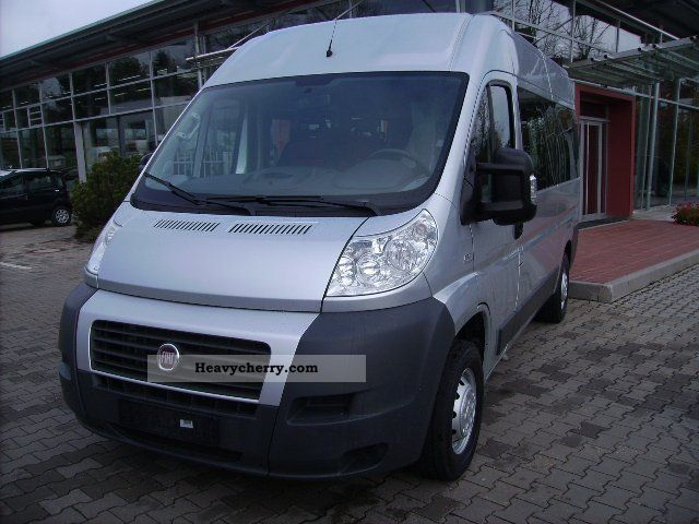 fiat high spatial ducato kombi 33 l2h2 120 m jet 2009. Black Bedroom Furniture Sets. Home Design Ideas
