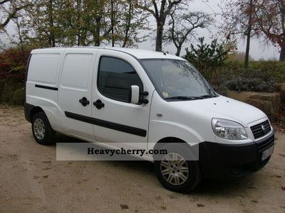 fiat doblo maxi climate 2009 box type delivery van photo and specs. Black Bedroom Furniture Sets. Home Design Ideas
