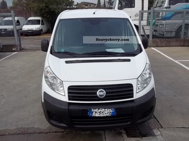 fiat scudo 2 0 jtd 2008 other vans trucks up to 7 photo and specs. Black Bedroom Furniture Sets. Home Design Ideas