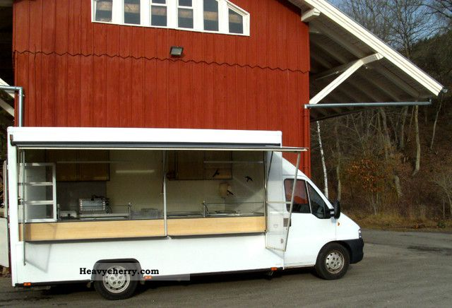2002 Fiat  Seba Borco - Höhns snack Van or truck up to 7.5t Traffic construction photo