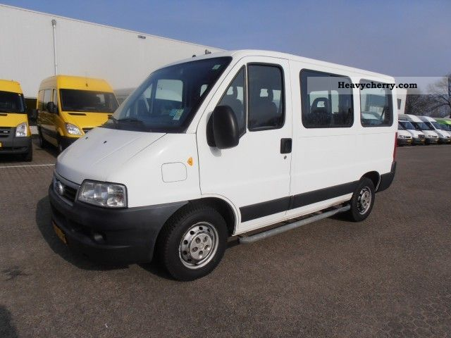2003 Fiat  Ducato 2.3 JTD 97-ND-PN Van or truck up to 7.5t Estate - minibus up to 9 seats photo