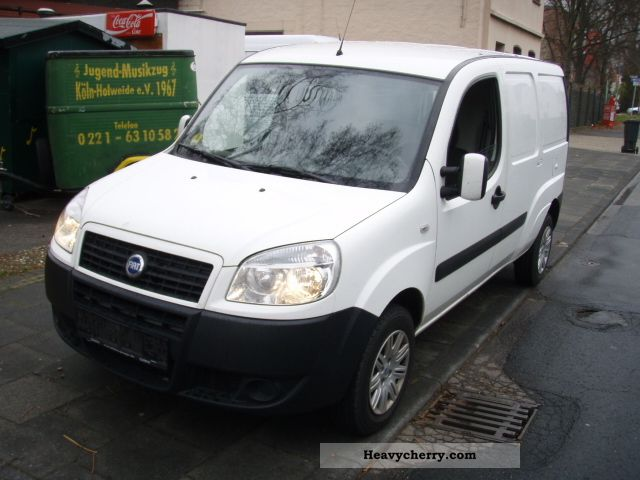 fiat doblo maxi efh zv 2006 box type delivery van long photo and specs. Black Bedroom Furniture Sets. Home Design Ideas