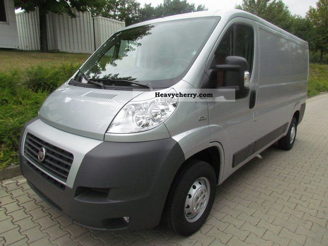 fiat ducato 30 l2h1 130 multijet 2011 box type delivery van long photo and specs. Black Bedroom Furniture Sets. Home Design Ideas