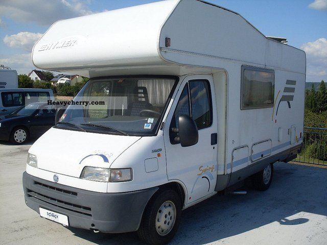 Fiat Ducato Camper 1998 Estate Minibus Up To 9 Seats