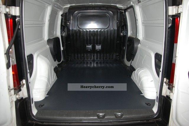 Fiat Doblo Cargo Sx 1 6 Multijet Maxi Air 2011 Box Type Delivery