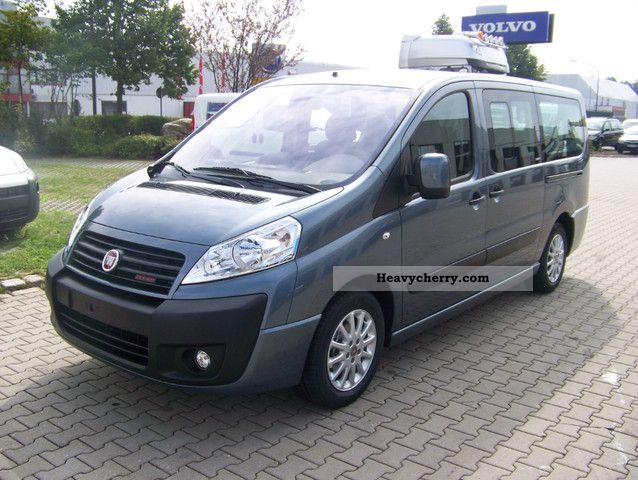 fiat scudo panorama executive 10 l2h1 165 multijet 2011 estate minibus up to 9 seats truck. Black Bedroom Furniture Sets. Home Design Ideas