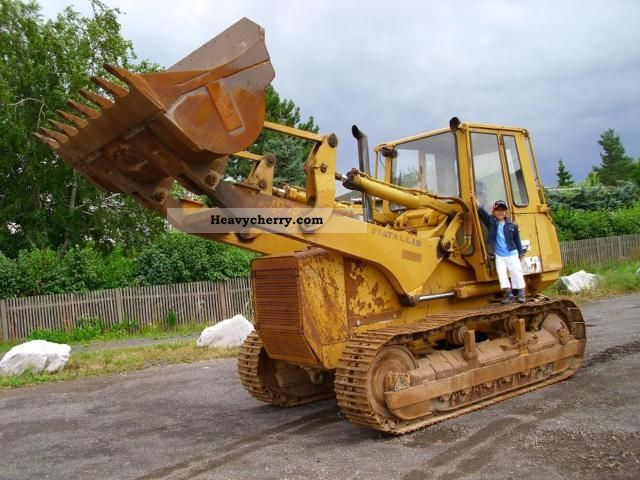 fiat fiat allis fl14e loader 1994 dozer construction equipment photo and specs logo heavycherry com