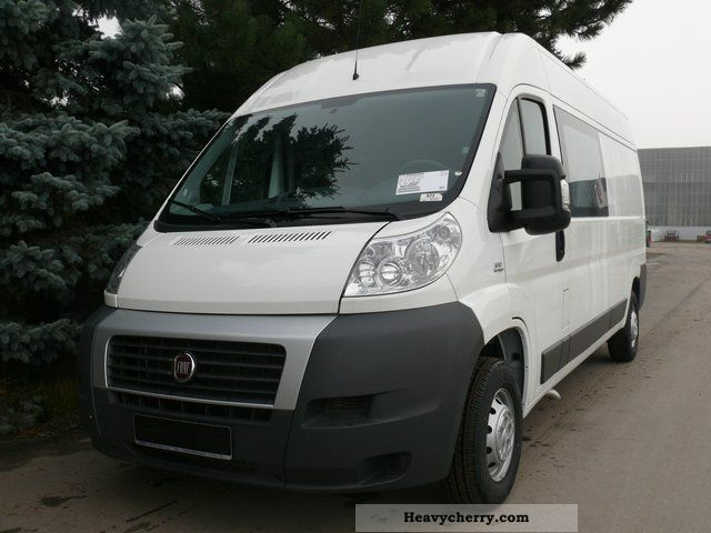 fiat ducato l4h2 double cabin box 120 multijet 2010 stake. Black Bedroom Furniture Sets. Home Design Ideas