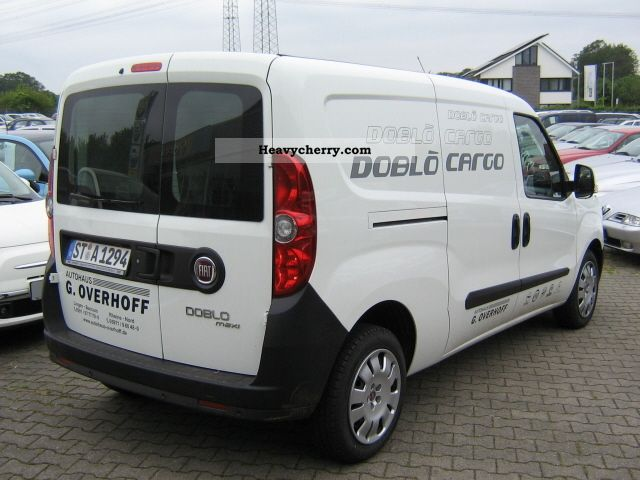 fiat doblo cargo sx 1 3 multijet kawa maxi 2011 box type delivery van long photo and specs. Black Bedroom Furniture Sets. Home Design Ideas