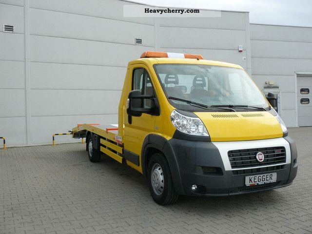 fiat ducato maxi car transporter 177ps many extras 2011. Black Bedroom Furniture Sets. Home Design Ideas