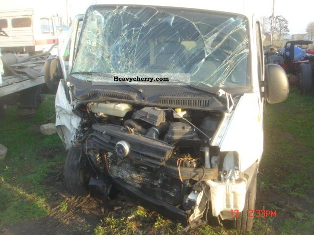 2003 Fiat  DUCATO Van or truck up to 7.5t Box photo