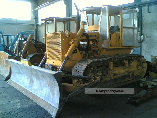 fiat allis b ad14 1985 dozer construction equipment photo and specs logo heavycherry com