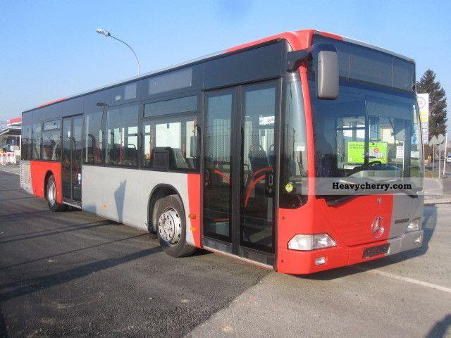 Mercedes benz citaro 2002 bus public service vehicle photo for Service b exceeded mercedes benz