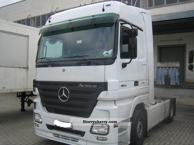 Mercedes Benz 1844 Mega Space 41 46 E5 48 Top 2007