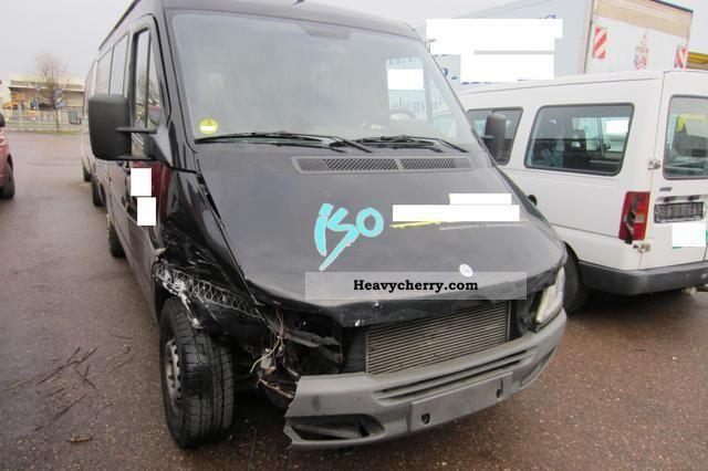 Mercedes benz sprinter 213 cdi abs esp asr 2005 box for Esp mercedes benz