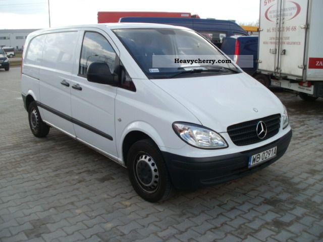 2008 Mercedes-Benz  109 CDI Van or truck up to 7.5t Box-type delivery van photo