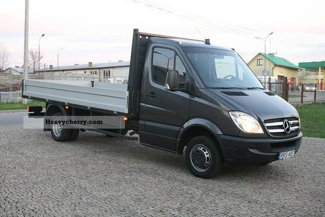 mercedes benz sprinter 519 cdi v6 2010 other vans trucks