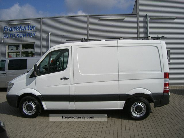mercedes benz sprinter 211 cdi sortimo workshop 2007 box. Black Bedroom Furniture Sets. Home Design Ideas