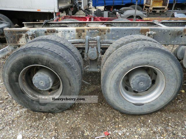 Ford truck autos post for Mercedes benz portal axles