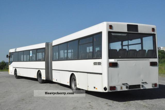 Mercedes benz 405 g high ground 1992 bus public service for Mercedes benz service g