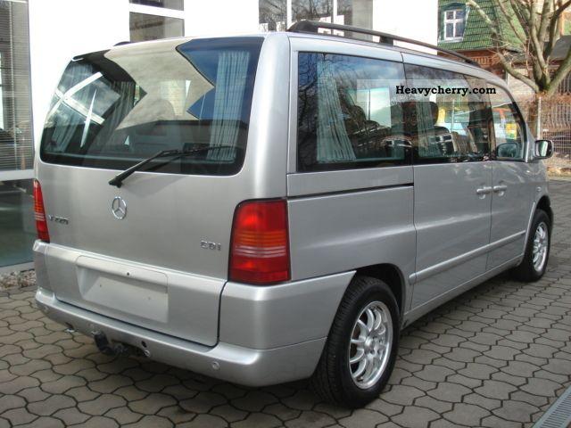 Mercedes Benz V 220 Cdi Automatic Fashion Climatic 2000