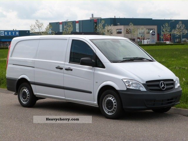 mercedes benz vito 116 cdi long 0km nr282 2012 box type delivery van long photo and specs. Black Bedroom Furniture Sets. Home Design Ideas