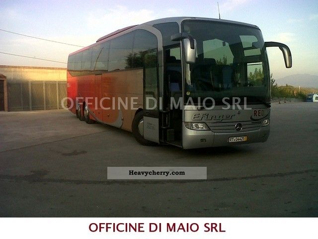 2005 Mercedes-Benz  TRAVEGO 16 RHD Coach Coaches photo