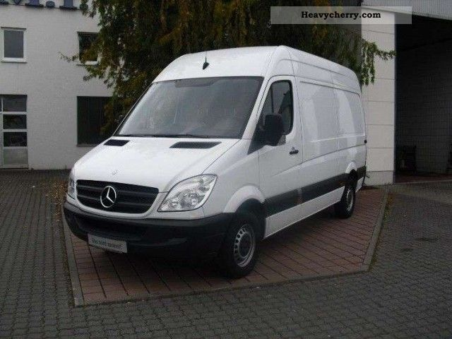 mercedes benz sprinter 211 cdi 2009 other vans trucks up. Black Bedroom Furniture Sets. Home Design Ideas