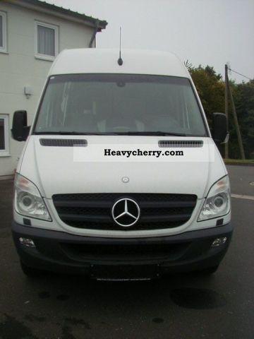 Mercedes benz 311 cdi sprinter high roof 2006 clubbus for 2006 mercedes benz sprinter specs