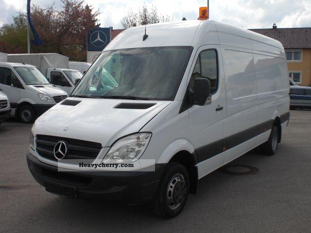 Mercedes benz sprinter 515 cdi maxi 2007 box type delivery for Mercedes benz sprinter 515 cdi specifications