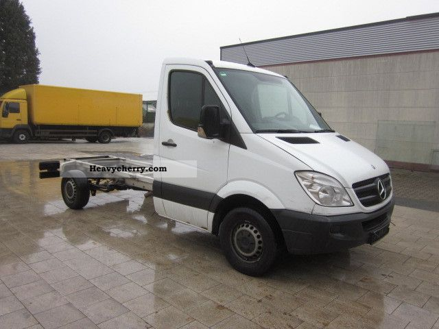 Mercedes benz sprinter 315 cdi top 2007 chassis truck for Mercedes benz sprinter chassis