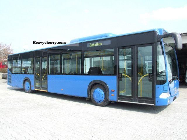 Mercedes benz o 530 citaro 300 hp air 2000 bus public for Mercedes benz service f