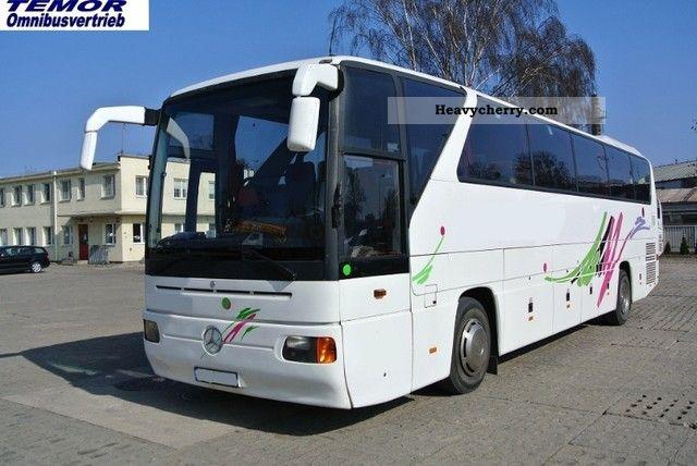 Mercedes benz o 350 rhd tourismo euro2 34 500 for Mercedes benz tourismo coach