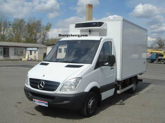 2009 Mercedes-Benz  Sprinter 515 CDI Tiefkühlkoffer-30C Van or truck up to 7.5t Refrigerator body photo