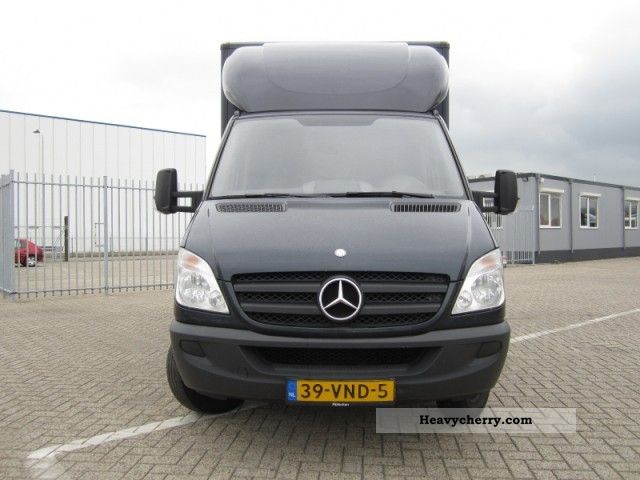 Mercedes benz sprinter 515 cdi cc 432 3500 2008 box type for Mercedes benz sprinter 515 cdi specifications