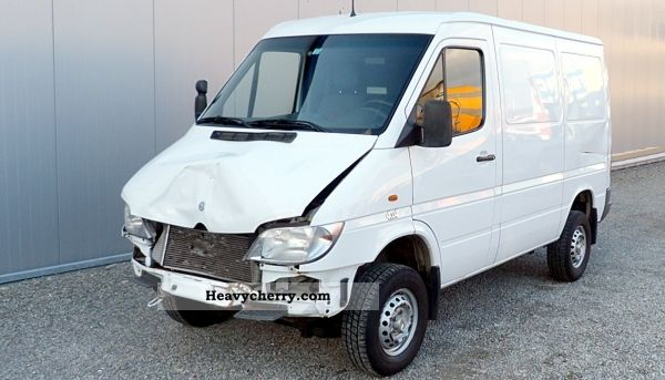 4x4 sprinter van for sale autos post. Black Bedroom Furniture Sets. Home Design Ideas