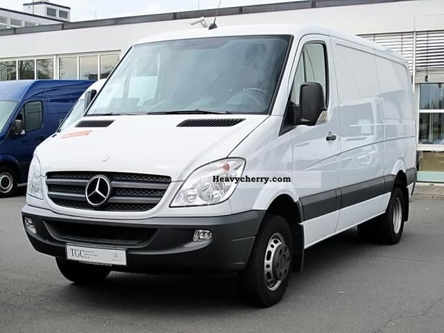 mercedes benz sprinter 513 cdi ahk 2010 box type delivery. Black Bedroom Furniture Sets. Home Design Ideas