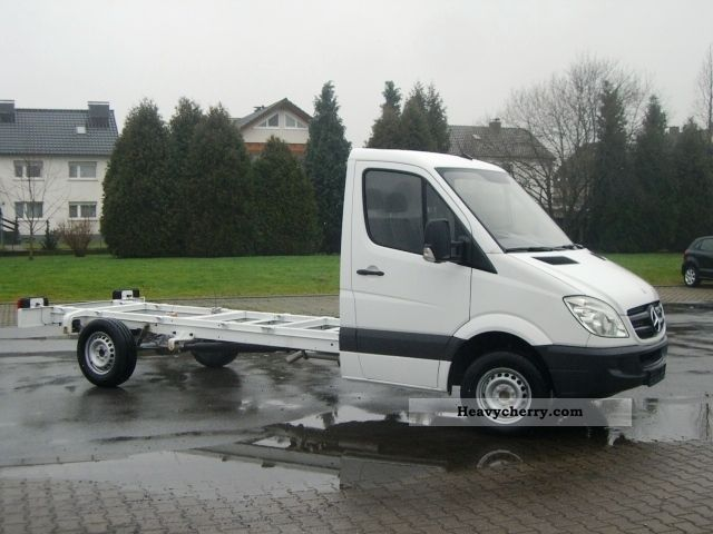 Mercedes benz sprinter 316 chassis no 313 4325 climate for Mercedes benz sprinter chassis