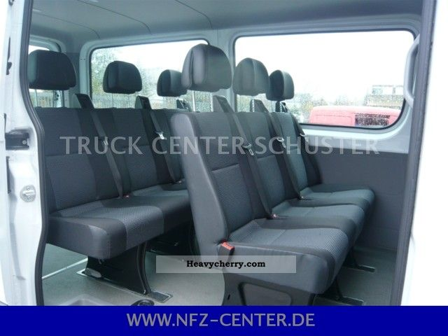 2009 Mercedes-Benz 315 CDI Sprinter 906.Kombi II 8-SEATER PDF/EU4 Van