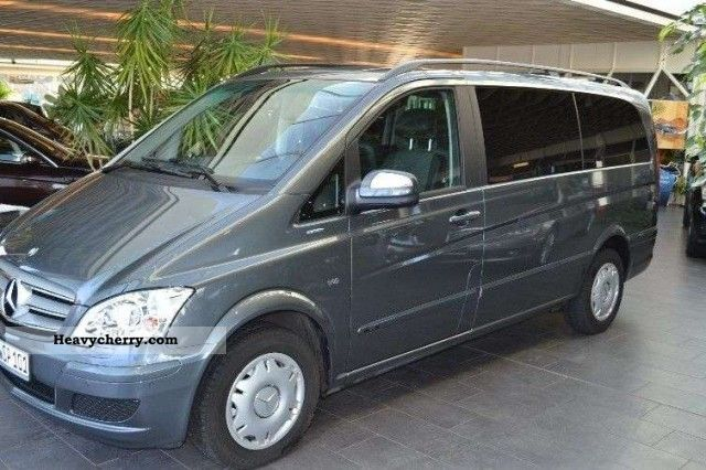 mercedes benz viano 3 0 cdi trend long edition 6 seater. Black Bedroom Furniture Sets. Home Design Ideas
