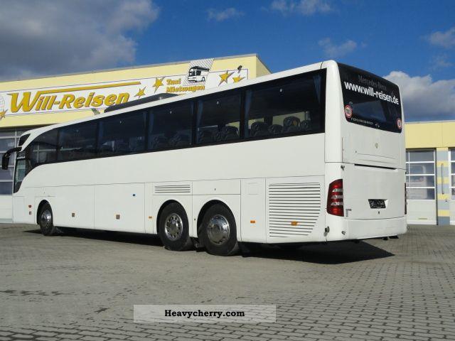 Mercedes benz rhd tourismo m 16 at engine 55 seat 2007 for Mercedes benz tourismo coach
