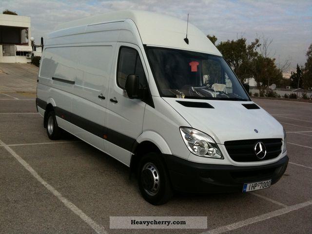 Mercedes benz sprinter 518 cdi specs for Mercedes benz sprinter 515 cdi specifications