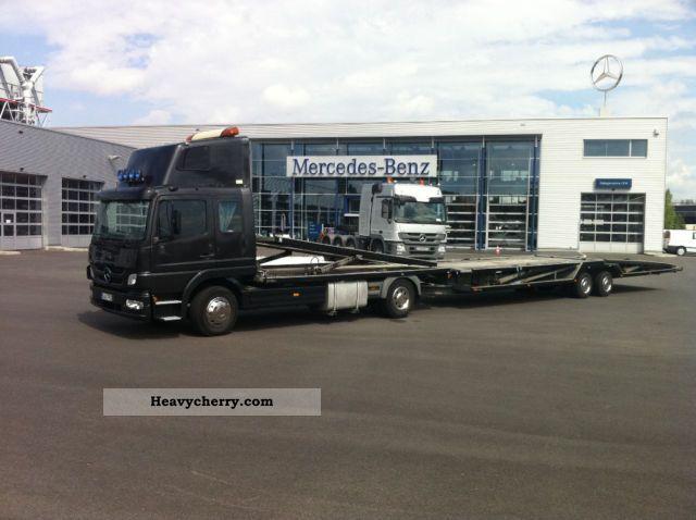 Mercedes benz atego 2011 facelift financing possible 2006 for Mercedes benz truck financial