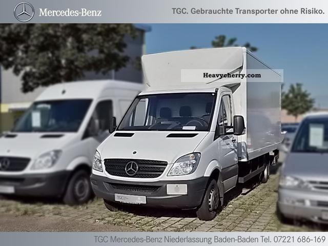 Mercedes benz sprinter 515 cdi closed wheelbase 4325 mm for Mercedes benz sprinter 515 cdi specifications
