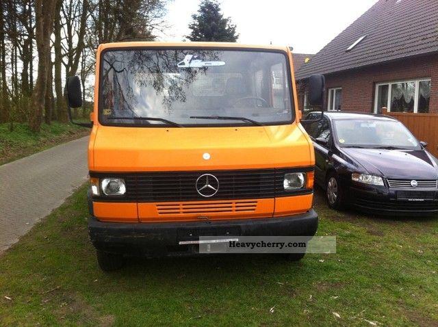 Mercedes-benz 508 D Doka