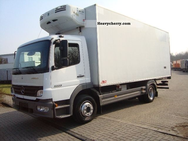 Mercedes Benz Truck Specification Sheets