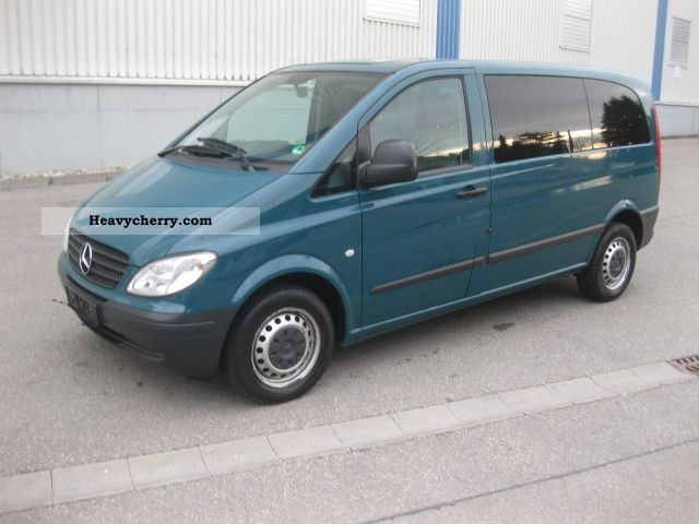 MercedesBenz Vito 115 CDI 2004 Estate  minibus up to 9 seats